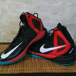 Nike Basketball prime hype dual fusion shoes 11
